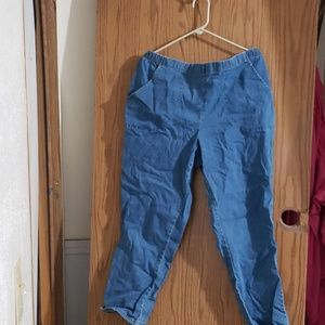 2x Classic JMS Elastic Waist Jeans with pockets